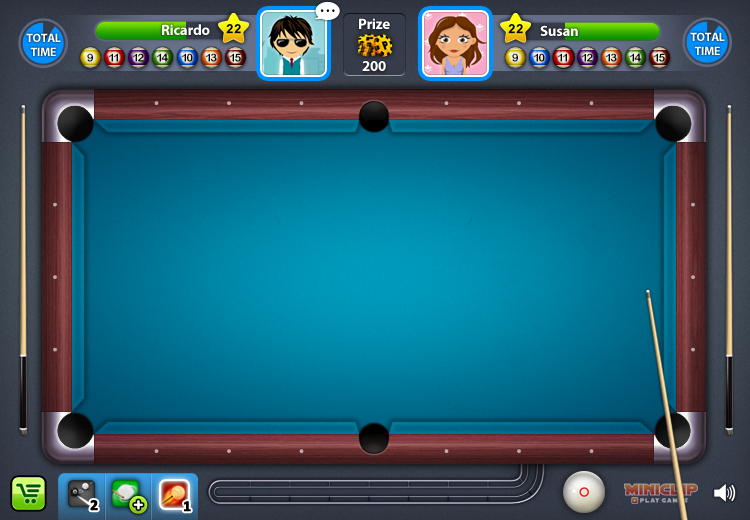 Online game 8ballpool review